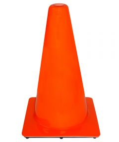 18 in. Orange Safety Cone