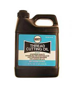1 Quart Clear Thread Cutting Oil