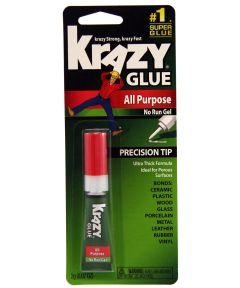 Extra Strength Krazy Glue Gel