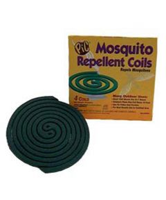 Mosquito Coils 4 Pack