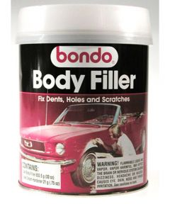 1 Quart Body Filler