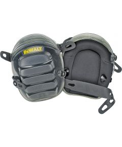 DeWalt Swivel All Terrain Knee Pad With Layered Gel, One Size Fits All, Black