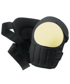 Tool Works Swivel Knee Pad, One Size Fits All, Foam Pad/Polyester Fabric, Black/White