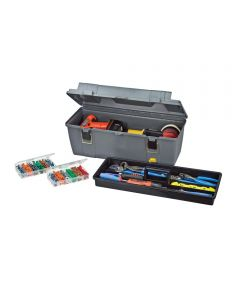 Grab-N-Go 20-Inch Tool Box with Tray