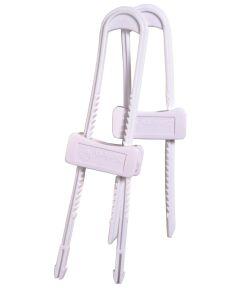 Safety 1st 2-Pack Double Door Cabinet Slide Locks