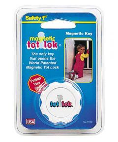 Safety 1st Tot Lok Magnetic Key