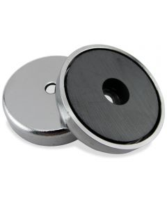 25 lb. Strong Round Base Magnet
