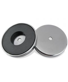 95 lb. Strong Round Base Magnet