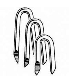 Pro-Fit Fence Staple, 1/4 in., 1-1/4 in. (L)