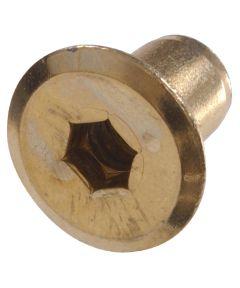 Brass Joint Connector Nut (1/4-20 Thread)