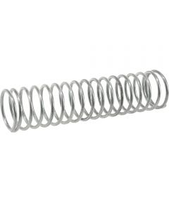 #52 Compression Spring, 13/16 in. (Diam) x 3-1/4 in. (L)