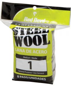 #1 Steel Wool 8 Pack