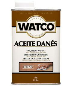 WATCO Danish Oil, Pint, Cherry