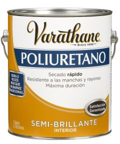 Varathane Premium Polyurethane, 1 Gallon, 6031 - Semi-Gloss