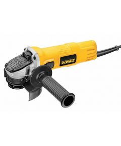 DEWALT 4-1/2 in. Corded Small Angle Grinder with One-Touch Guard