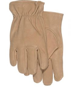 Men's Large Premium Split Pigskin Driver Gloves