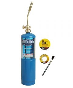 Propane Plumbers Torch Kit