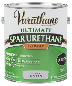 Varathane Premium Spar Urethane, 1 Gallon, 9331 - Satin
