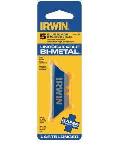 Bi-Metal Blue Blade 5 Count