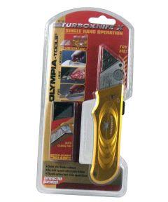 Gold X-Knife