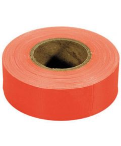 150 ft. Orange Fluorescent Flagging Tape