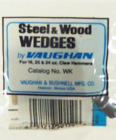 3/4 in. Handle Wedge Kit