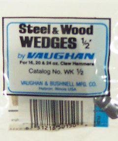 1/2 in. Handle Wedge Kit