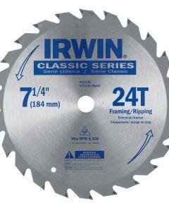7-1/4 in. 24T Circular Saw Blade