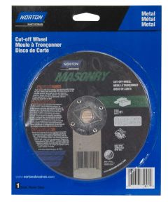 6.5 in. x 1/8 in. x DM-5/8 in. Circular Saw Reinforced Cut Off Blade
