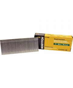 Stanley Bostitch Stick Collated Nail, 0.0475 in. x 2 in., Steel