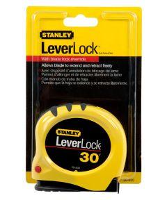 30 ft. LeverLock Tape Rule