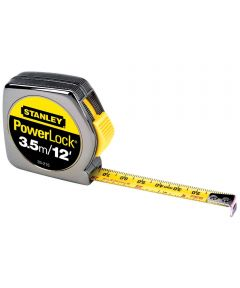 12 ft. PowerLock Tape Measures