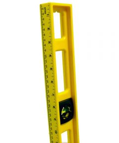 48 in. Yellow Structural Foam Level