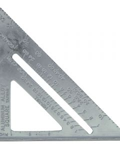 7 in. Aluminum Rafter Angle Square