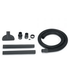 Shop-Vac 2-1/2 in. Vacuum Hose & Accessory Bulk Dry Pick Up Kit
