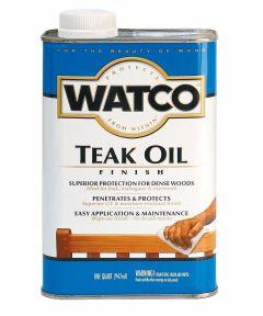 WATCO Danish Oil, Quart, Teak Oil
