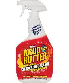 Krud Kutter Cleaner / Degreaser, 32 oz. Spray Bottle