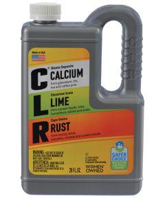 CLR General Purpose Cleaner, 28 oz Bottle, Green Liquid