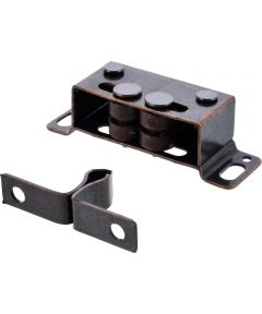 Box Double roller Catch (Bronze Color)