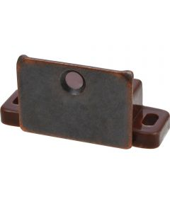 Single Magnetic Latch (with Strike, Brown)