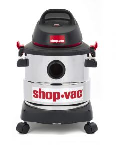 Shop-Vac 5 Gallon 3.0 Peak HP Stainless Steel Wet Dry Vacuum