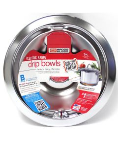Chrome Reflector Bowl B, 6 in.