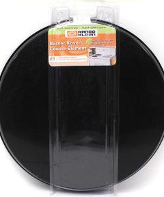 Burner Cover Black 4-Pk