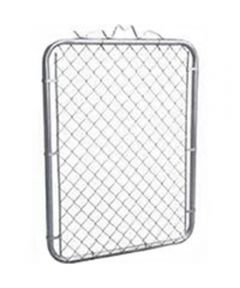 Walk Gate, 36 in L x 60 in H x 12.5 ga T