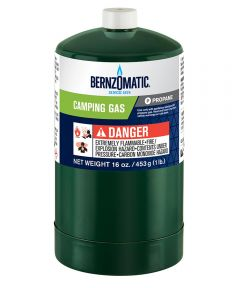 Bernzomatic 16 oz. Disposable Propane Camping Cylinder