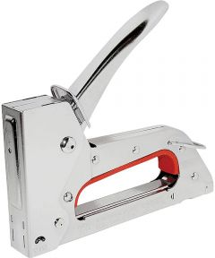 Junior Light Duty Staple Gun, 3/8 in., Steel