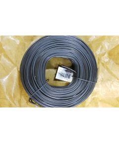 Tie Wire, 16.5GA, 20 Rolls, Black