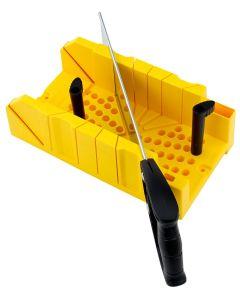 Clamping Miter Box & Saw