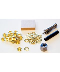 #0 Brass Handi-Grommet Kits 24 Count