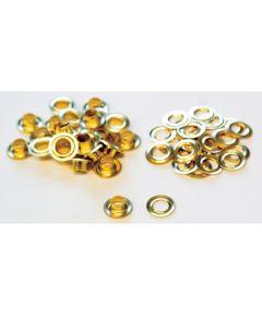 #0 Brass Grommet Refills 24 Count